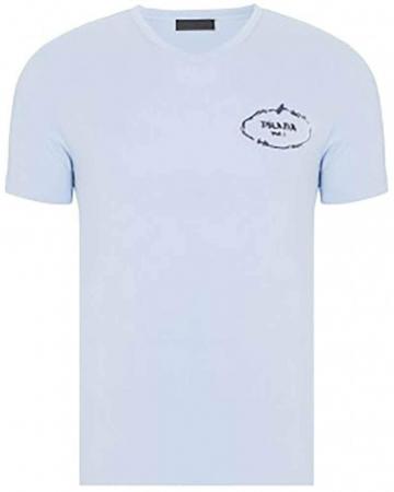 PACK 10 Prada Men's T-Shirt Crew Neck1