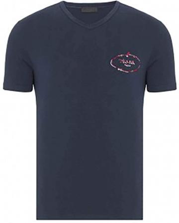 PACK 10 Prada Men's T-Shirt Crew Neck3