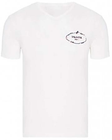 PACK 10 Prada Men's T-Shirt Crew Neck2