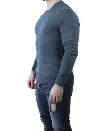 PACK 10 Ralph Lauren V Neck Men's Pullover Lila5