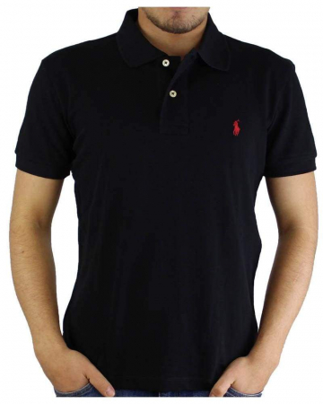 PACK 10 Ralph Lauren Custom Fit Men's Polo Shirts Small Pony4