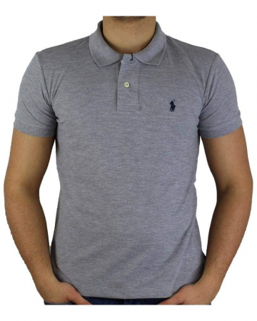 PACK 10 Ralph Lauren Custom Fit Men's Polo Shirts Small Pony5