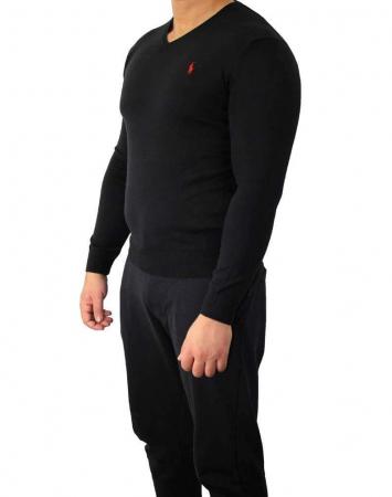 PACK 10 Ralph Lauren V Neck Men's Pullover Lila6