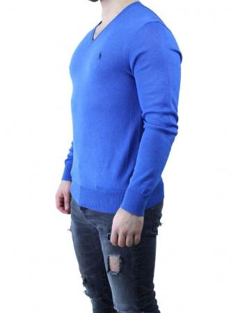 PACK 10 Ralph Lauren V Neck Men's Pullover Lila4