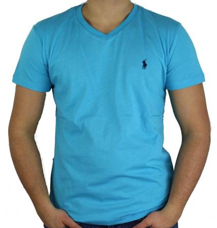 PACK 10 Ralph Lauren V - Neck Men's T-Shirt4