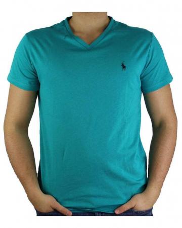 PACK 10 Ralph Lauren V - Neck Men's T-Shirt0