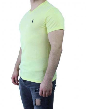 PACK 10 Ralph Lauren V - Neck Men's T-Shirt6