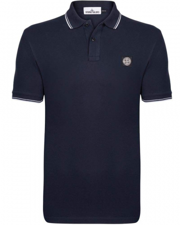 PACK 10 Stone Island Men's Polo Shirts1