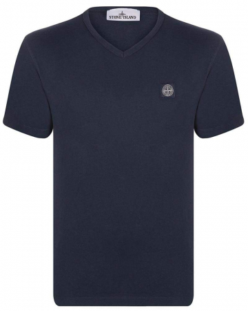 PACK 10 Stone Island Men's V - Neck Roll Brand T-Shirts2