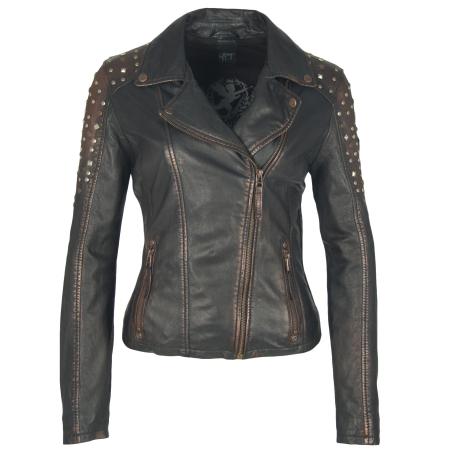 Ladies short jacket Studdy W19 LARETV0