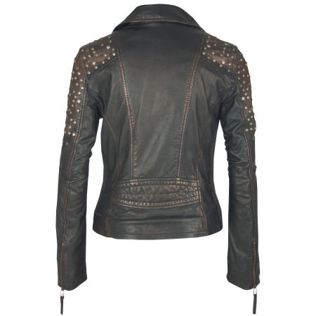 Ladies short jacket Studdy W19 LARETV1