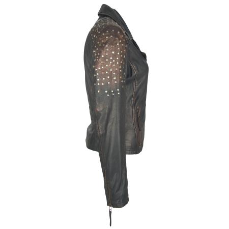 Ladies short jacket Studdy W19 LARETV2