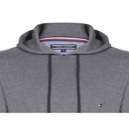PACK 5 TOMMY HILFIGER Classic Hoodie-antracite1