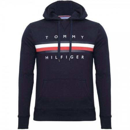 PACK 5 TOMMY HILFIGER Drawstring Logo Hoodie• Navy0