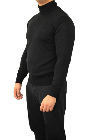 PACK 10 Tommy Hilfiger Rollneck Men's Pullover0