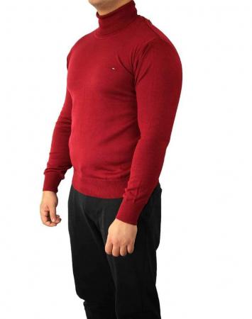 PACK 10 Tommy Hilfiger Rollneck Men's Pullover2