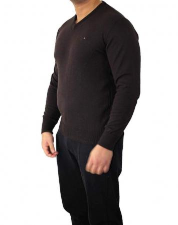 PACK 10 Tommy Hilfiger V Neck Men's Pullover1