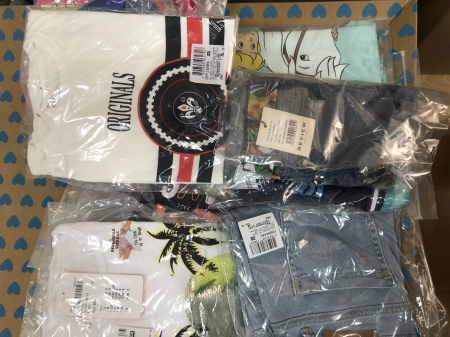 Lot imbracaminte copii en gros - TOMMY HILFIGER DESIGUAL JACK & JONES etc2