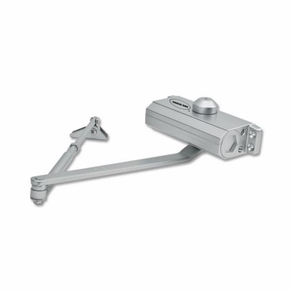 Amortizor hidraulic cu brat pentru inchidere usa 45-65 kg [0]