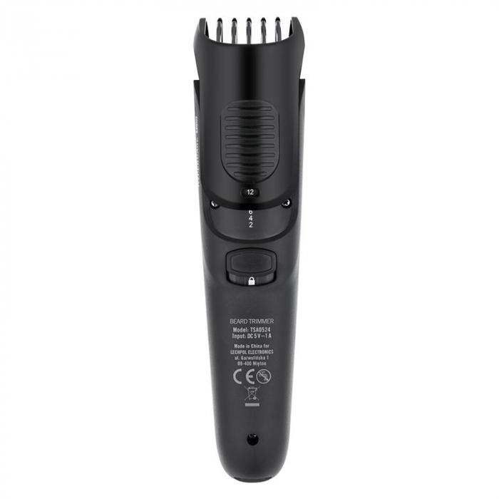 Aparat de tuns barba, Teesa Hypercare T200, Cu acumulator [5]