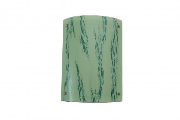 Aplica Vanda, 2x E27,culoare verde [0]
