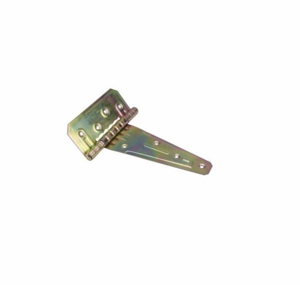 Balama poarta zincata - 125 x 80 x 1.0 mm [0]