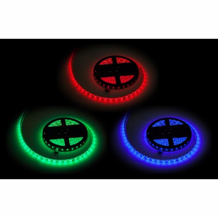 Banda LED IP65 RGB 5M Rebel [4]