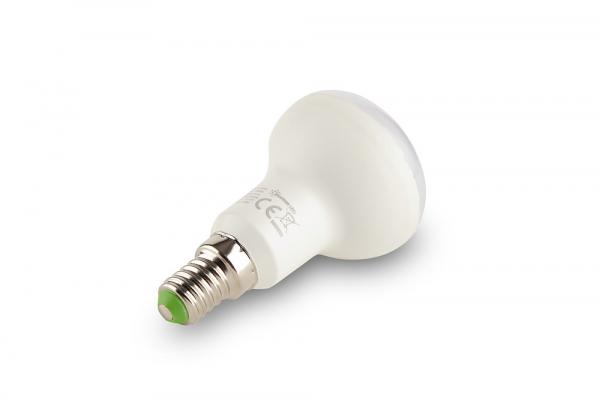 Bec LED 6 W, 430 lm, E14, 2700-3000 K, R50 [0]