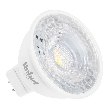 Bec LED MR16 6W 4000K 230V Rebel [0]