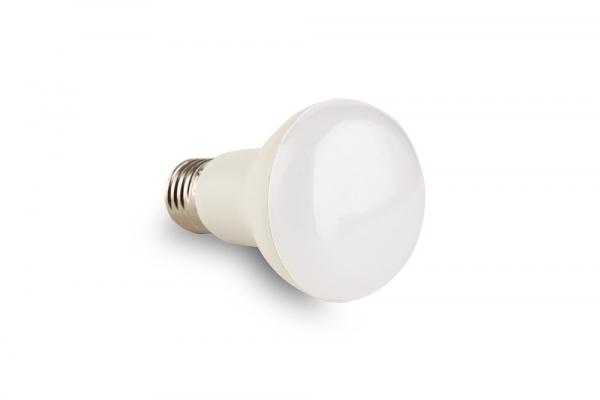 Bec LED R63, E27, 8 W, 630 lm, 2700-3200 K [1]