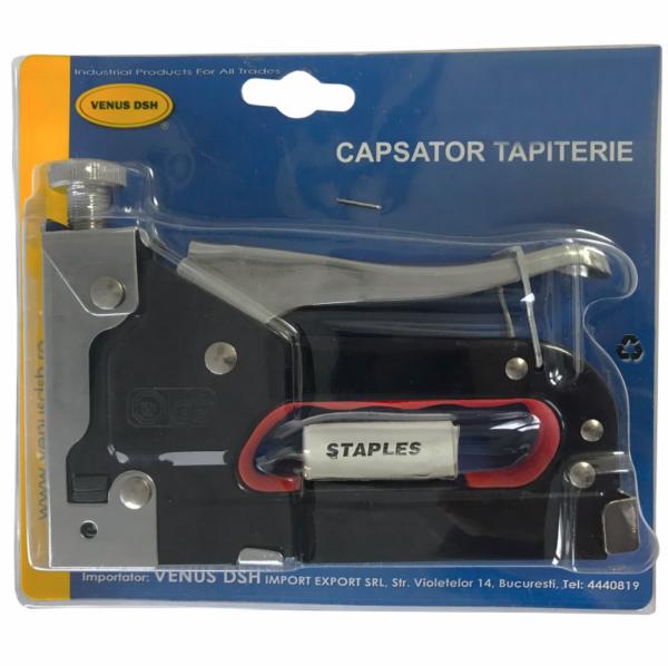 Capsator tapiterie 4 - 14 MM [2]