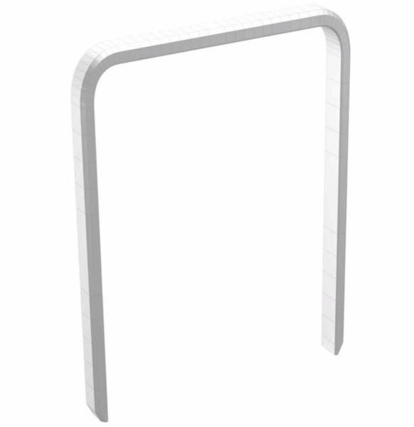 Capse pentru capsator tapiterie 10 x 11 x 0.75 MM (1000buc) [2]
