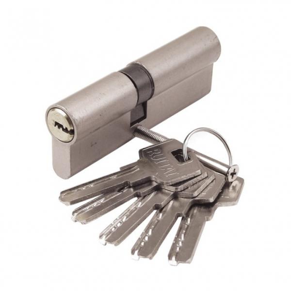 Cilindru siguranta 80mm (35-10-35) simetric, 5 chei amprentate [0]