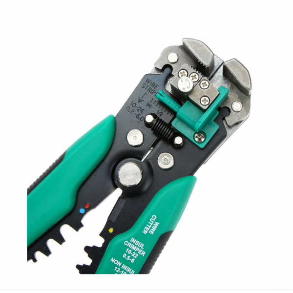 Cleste dezizolat cablu automat Pro'sKit [1]