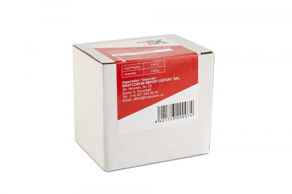 Diblu metalic DN 6 x 40 mm ( 1 cutie = 100 bucati ) [2]