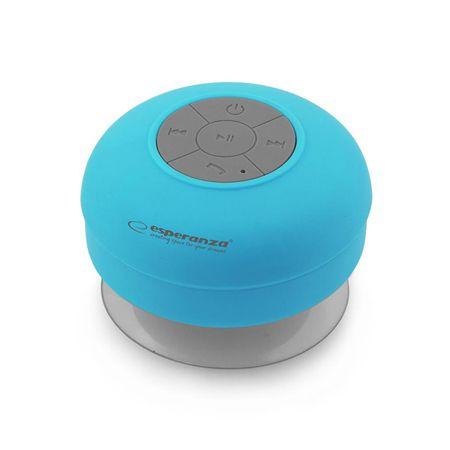 Difuzor Bluetooth Waterproof Sprinkle Esperanza albastru [0]