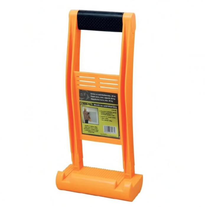 Dispozitiv pentru transportat placi gips carton Strend Pro BC523, maxim 80 kG [0]