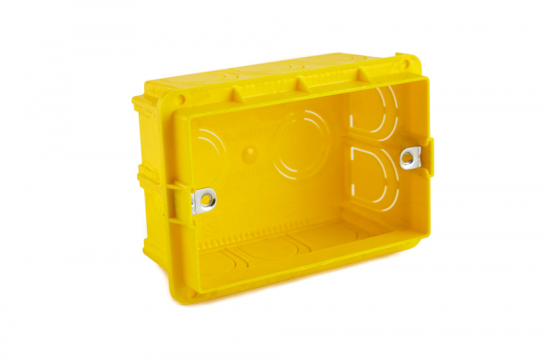 Doza 3 module, sub tencuiala, ignifugate 650°C, halogen free [0]