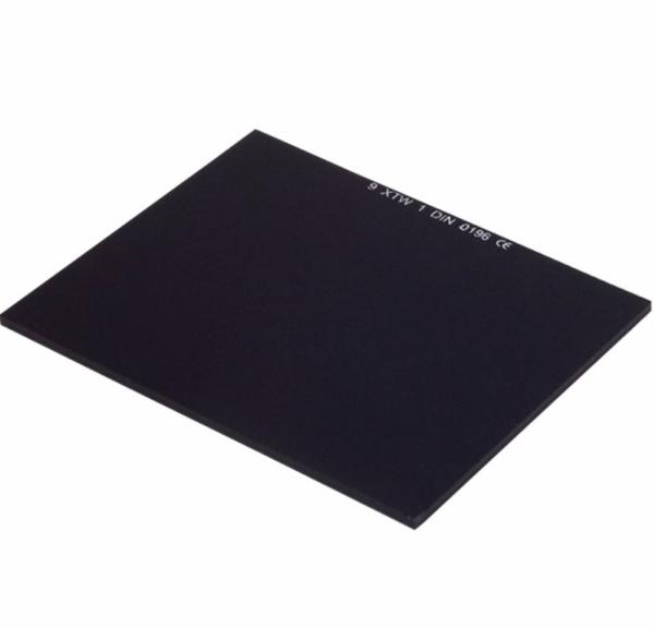 Geam pentru masca de sudura 110 x 90 mm, grad de filtrare 9 [0]
