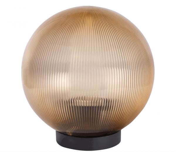 Glob de schimb pentru felinar de gradina, Luca, 1XE27, auriu [0]