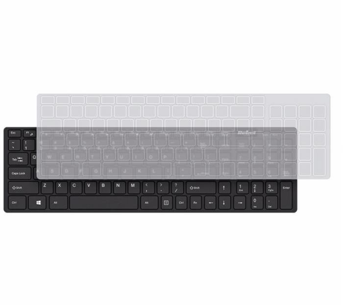 Kit wireless tastatura + mouse Rebel WS300, negru [3]