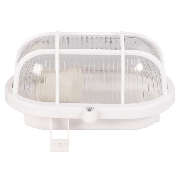 Lampa BAT Metal E27 alb [0]