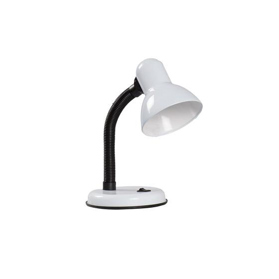 Lampa Birou Clasic ALB 1XE27 60W [0]