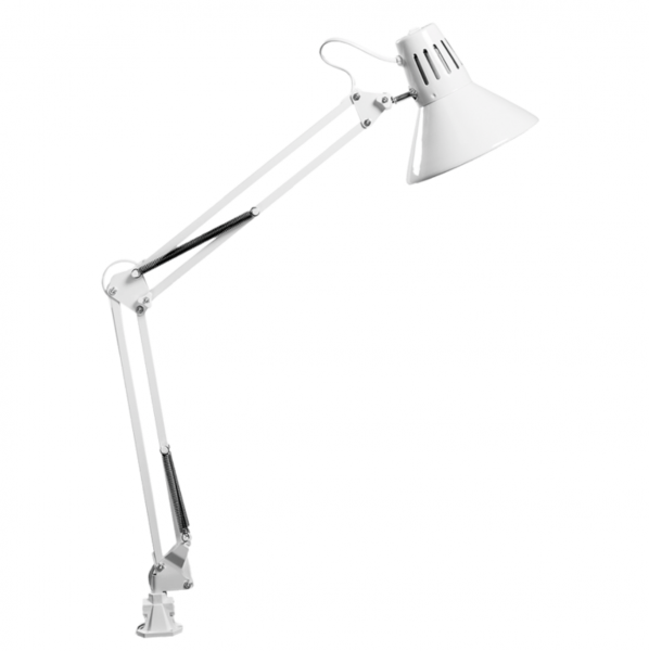 Lampa Birou Desk Alb 1XE27 [0]