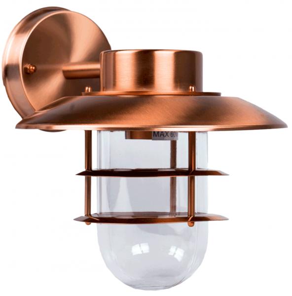 Lampa Gradina Casian cupru 1XE27 [0]