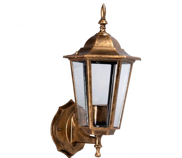 Lampa gradina Corona Antic 1XE27 [0]