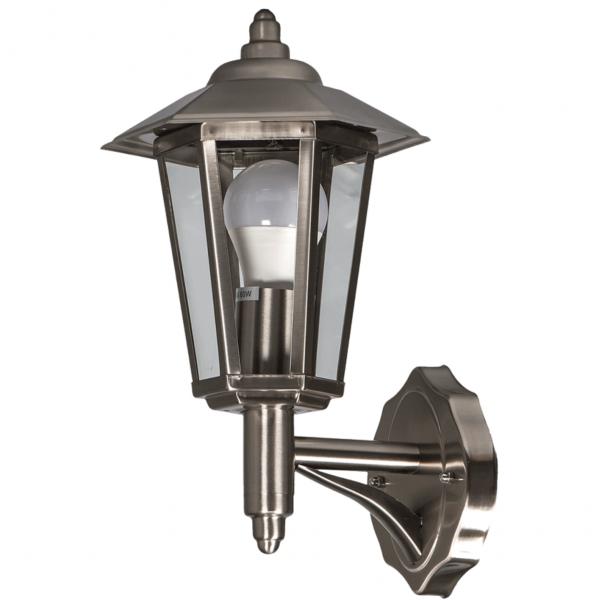 Lampa Gradina cu montaj de perete 1XE27 60W [0]