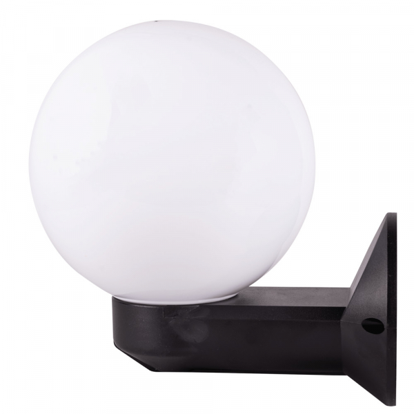 Lampa Gradina Perete Luca Alb 1XE27 40W [0]