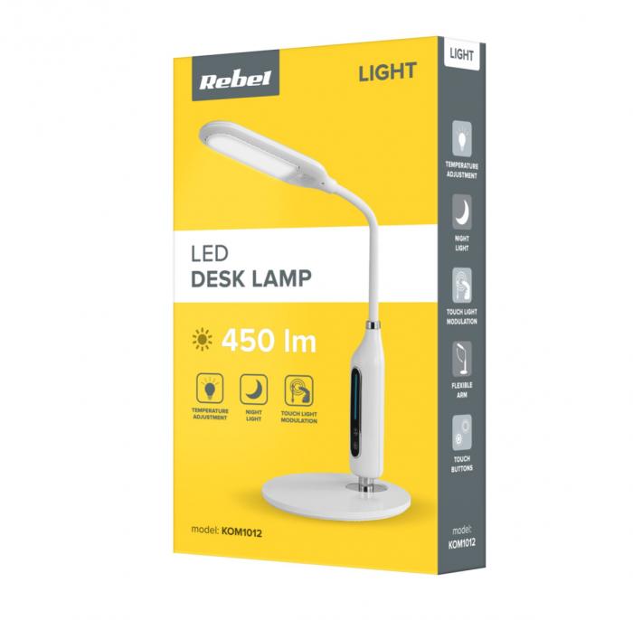 Lampa LED birou Rebel KOM1012 [1]