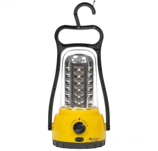 Lanterns Reincarcabila LED 36X0.1W 220V+12V Auto Fedru [0]